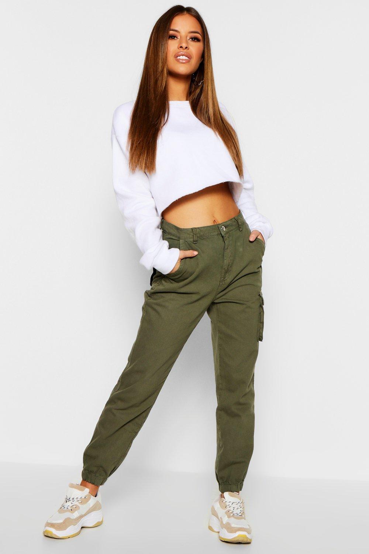 Petite Cargo Pocket Jean
