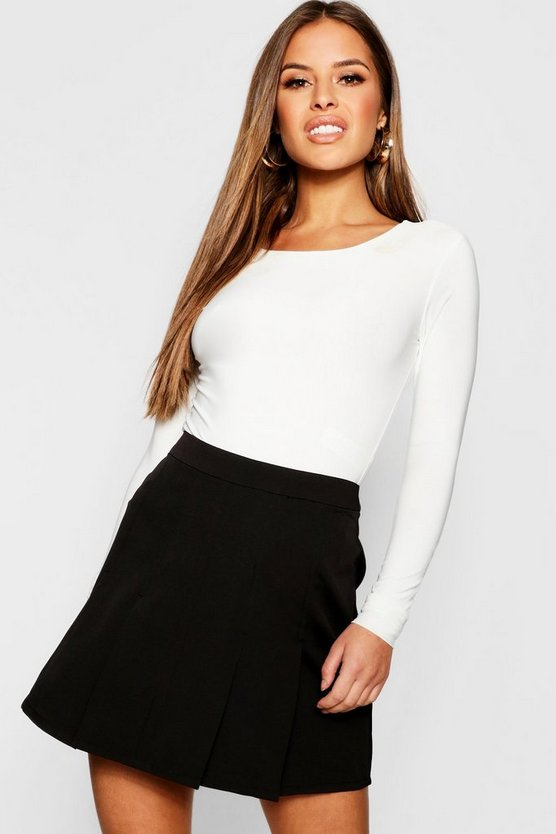 Petite Pleated Tennis Skirt