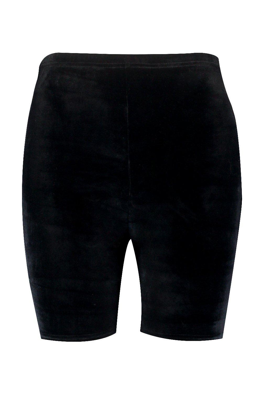 Short black Cycling Velvet Plus Plus Cycling Velvet black Short 8x4wA06