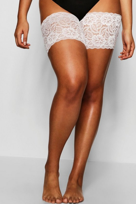 Plus Lace Chafing Bands