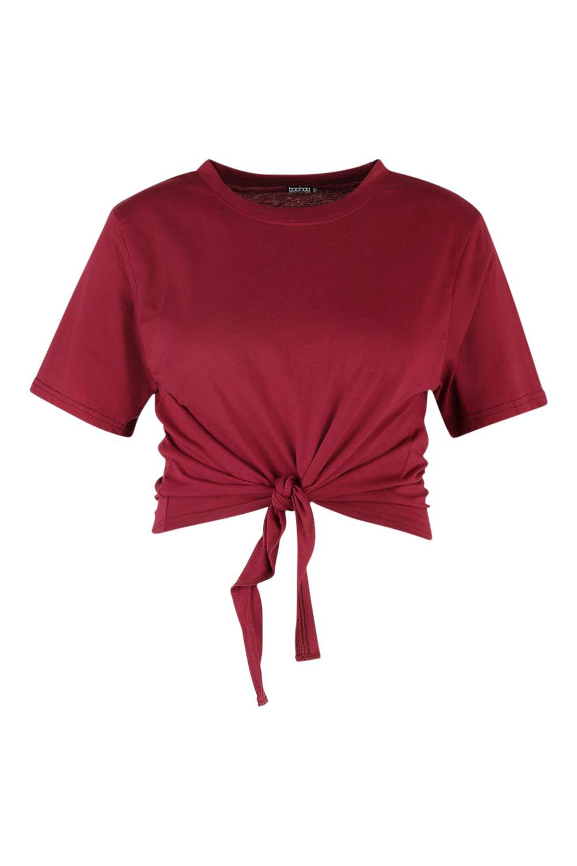 Front Cotton Plus T Shirt Tie qTxwnSCgU