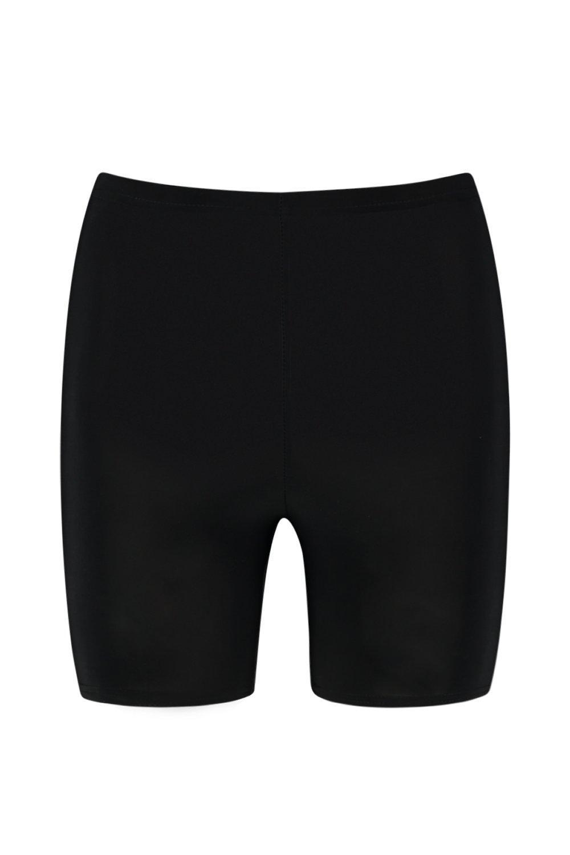 Petite black Waisted Short Slinky High Prnw1PqT