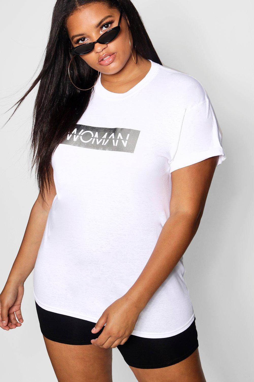 """Woman con Camiseta estampado Camiseta con PqIw7EHx"