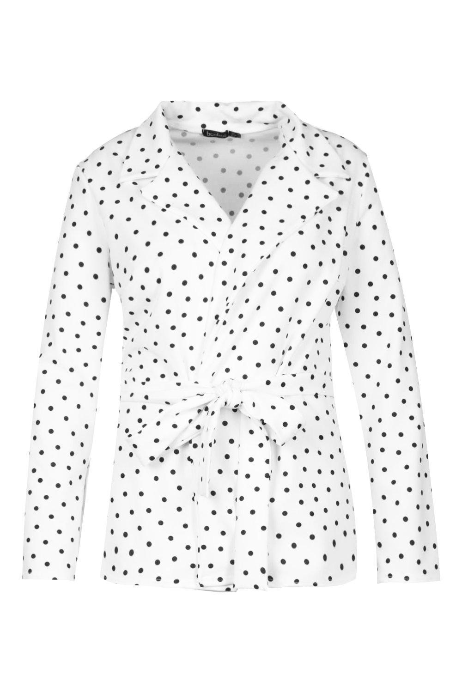 Polka Dot Polka Blazer Polka Polka Plus Blazer Blazer Dot Plus Dot Blazer Plus Dot Plus wCUqZ