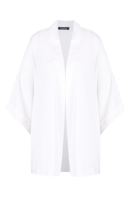 Kimono tejido Kimono marfil Plus marfil tejido Kimono Plus Plus marfil tejido Kimono g6p4pHqw