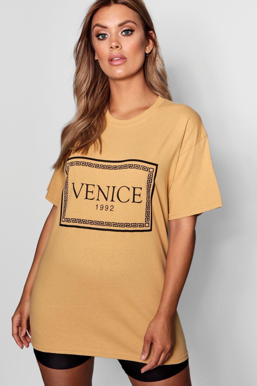 """Camiseta gráfico Camiseta con """" estampado con estampado gráfico wHOfqaR"""