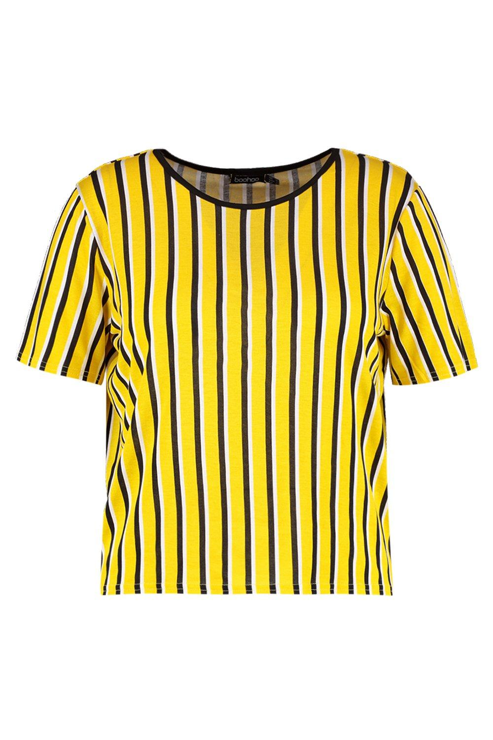 righe Plus a jersey shirt T in wxqqpvg0Y7