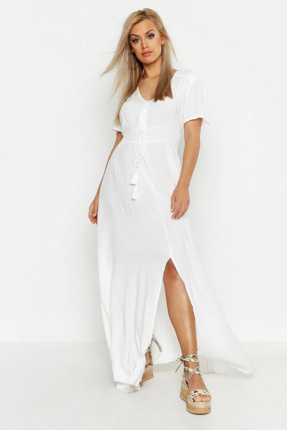 765b584a1ff White Maxi Dress Womens - Gomes Weine AG