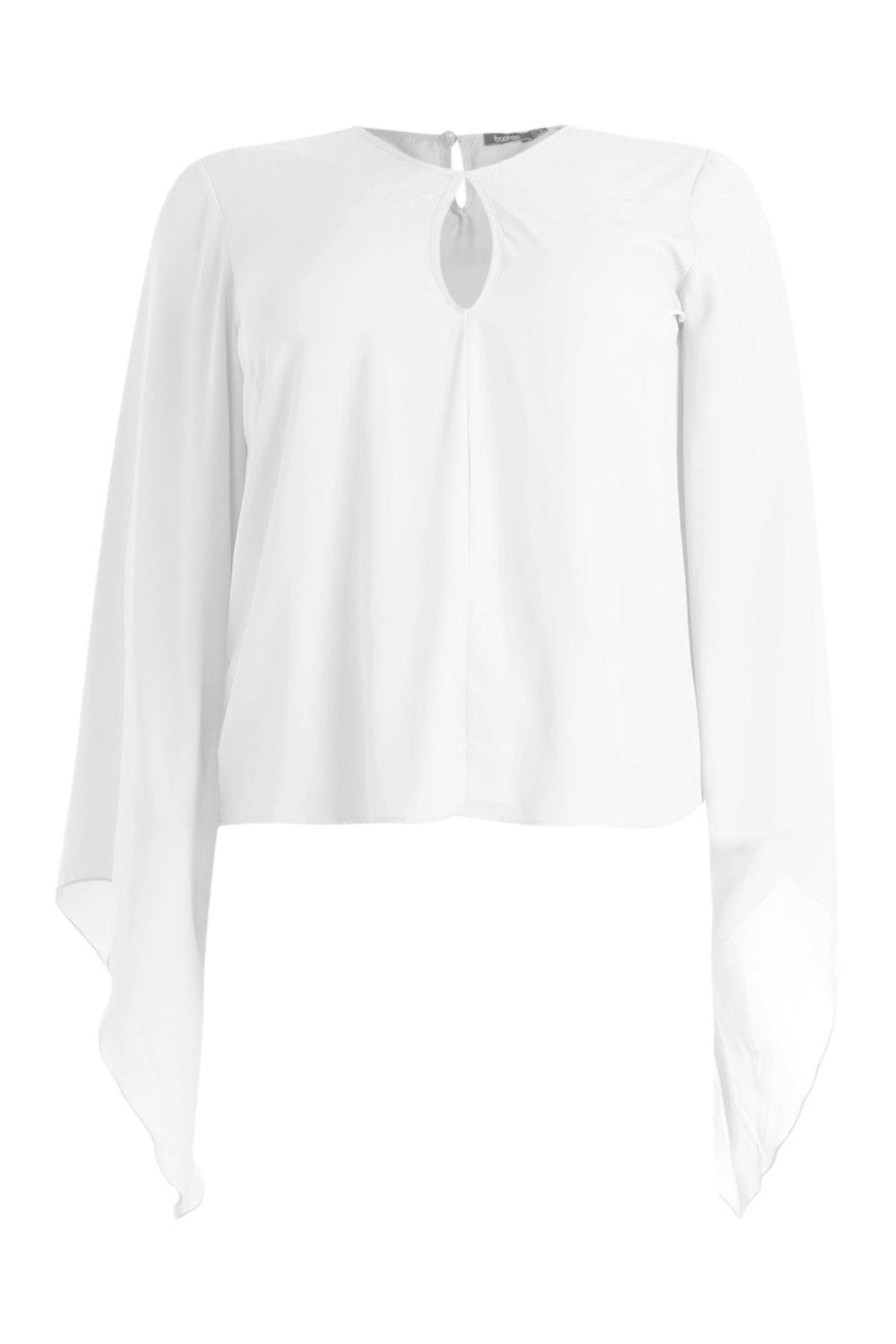 Extreme Plus Flare Top Sleeve white WYqUawURfc