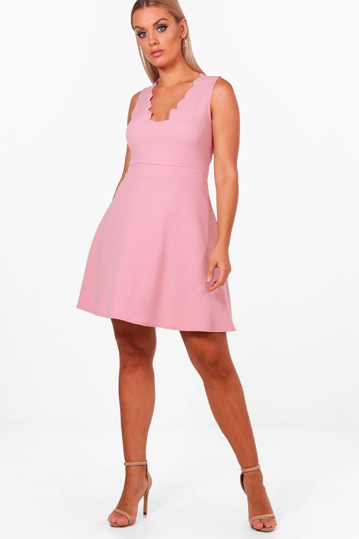 Moderno Donde Comprar Vestidos De Dama De Talla Grande Imágenes ...