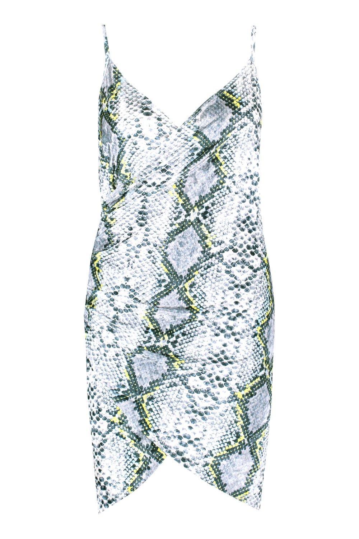 Dress Wrap Plus Snake Drape Strappy qxvU6vnwH