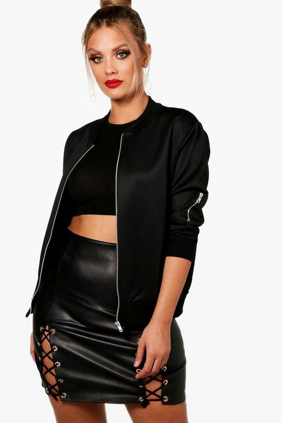 Plus  Scuba Bomber Jacket