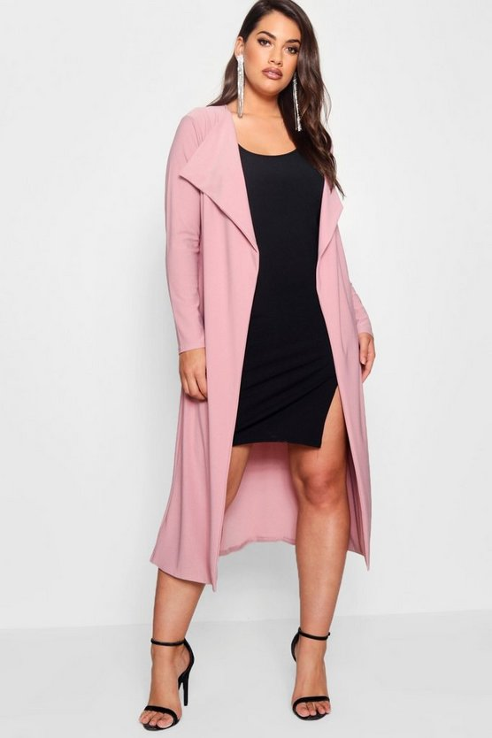 Plus Duster Jacket