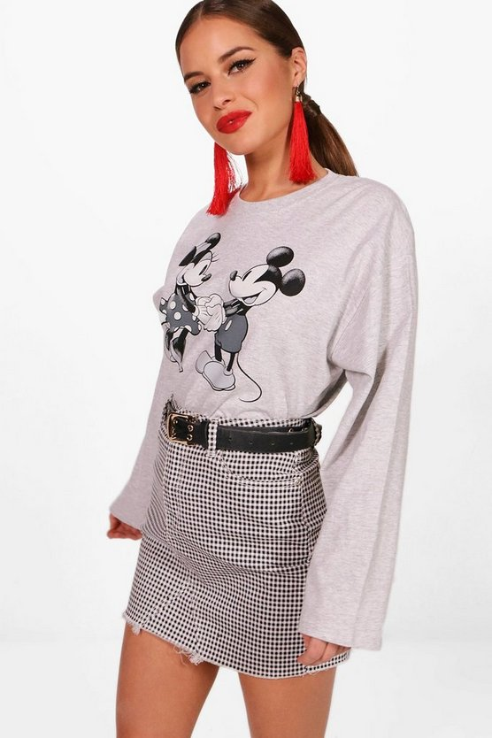 Petite Disney & Top manches longues Mickey