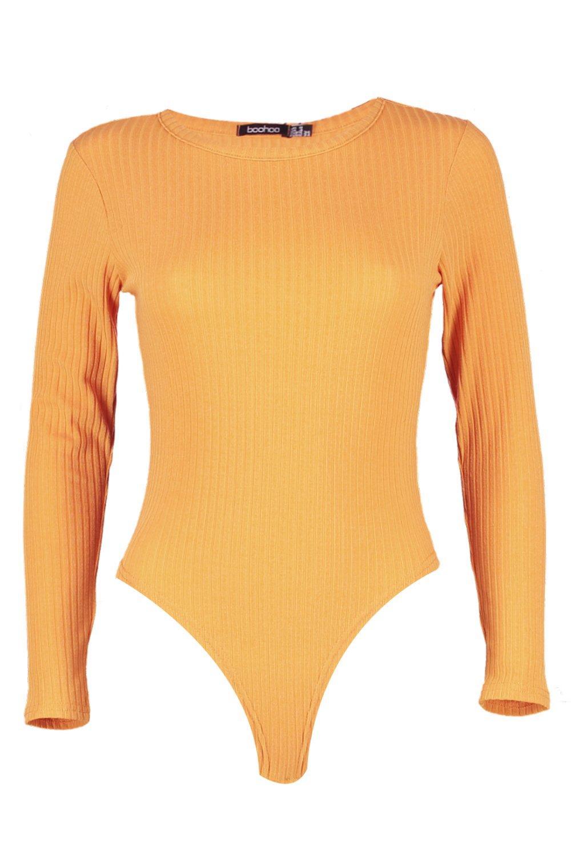 Bodysuit Petite Rib amber Knit Knit Rib Rib Petite Bodysuit amber Knit Petite amber Bodysuit Petite Rib Knit ZxU4wAqH