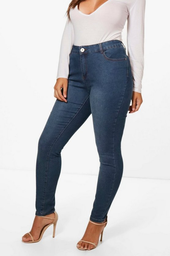 Plus Jules 5 Pocket Skinny Jean