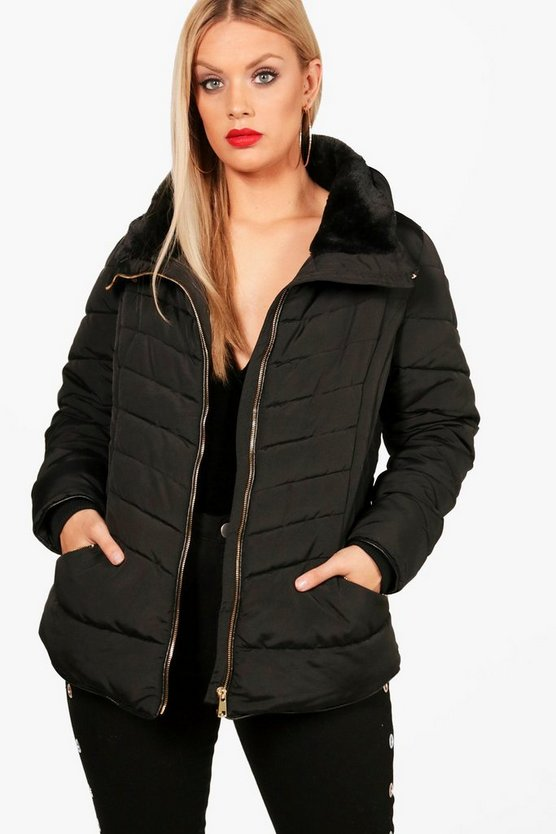 Plus Maddison Padded Jacket