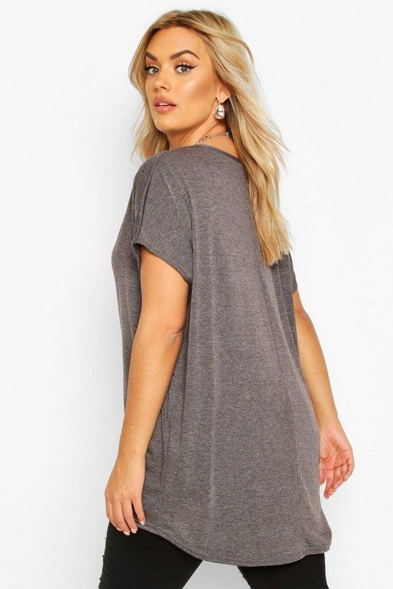 Plus Oversized T-Shirt