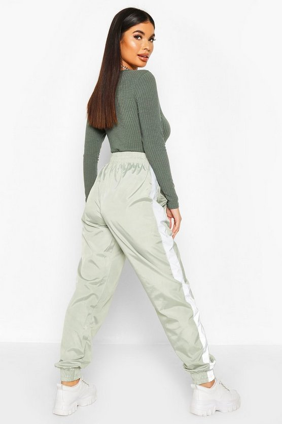 Petite  Rib Knit Bodysuit
