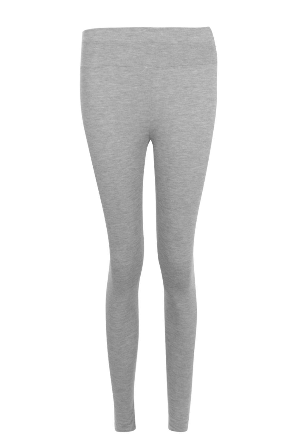 Legging Basic Petite marl Waist Jersey High grey wB8AaCq8