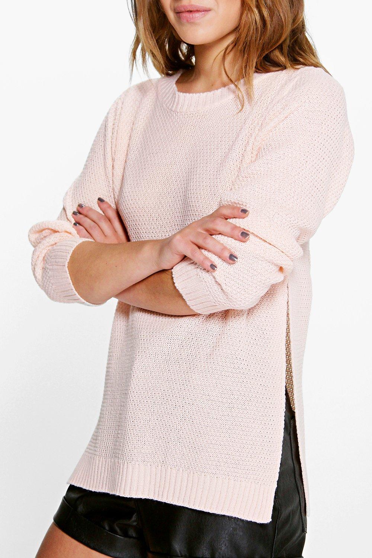 tunica con pullover a Petite spacchi laterali wznBpCEqR