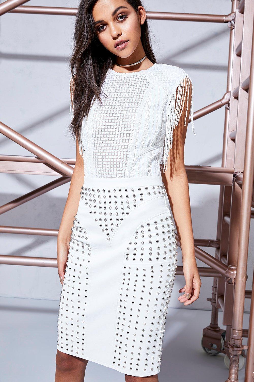 db8097ef92 10 Wonderful Wedding Guest Outfit Ideas | Styles Weekly. Pencil Skirt ...