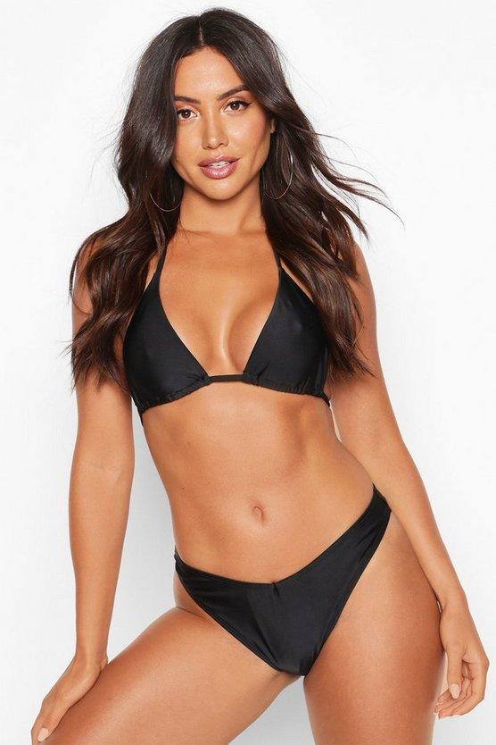 Mix & Match Brazilian V Front Bikini Brief