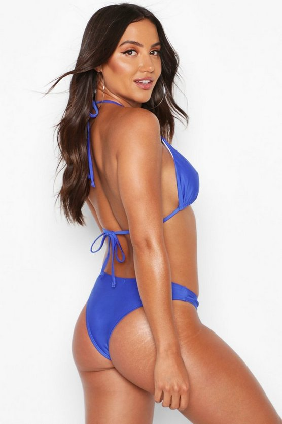 Mix & Match Triangle Bikini Top