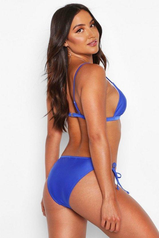 Mix & Match Tie Side Bikini Brief