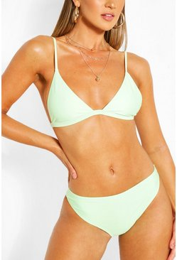 Mint Mix & Match Itsy Bitsy Bikini Top