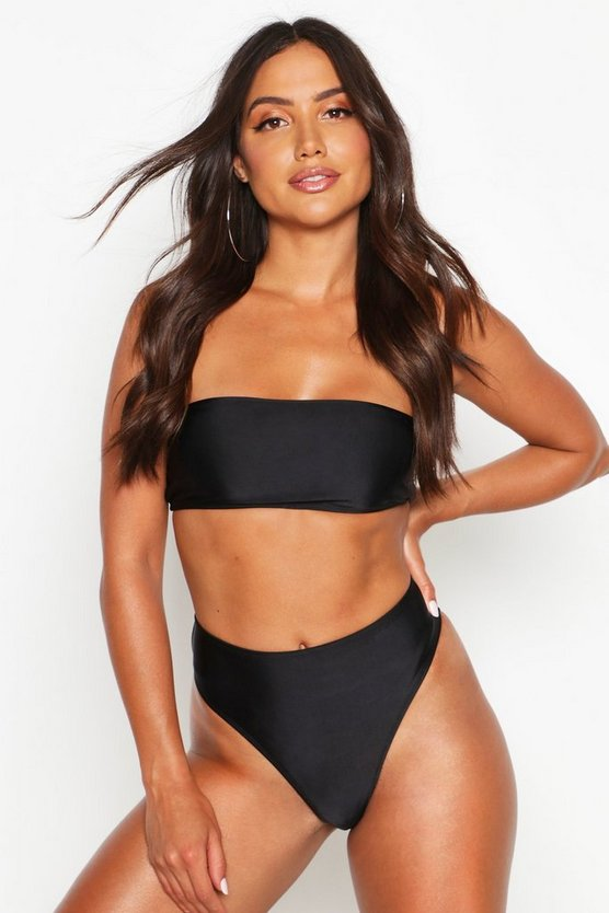 Mix & Match High Waisted Bikini Brief