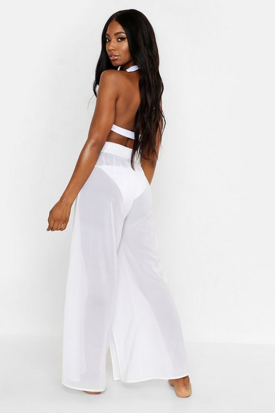 Premium Jewelled Beach Trousers