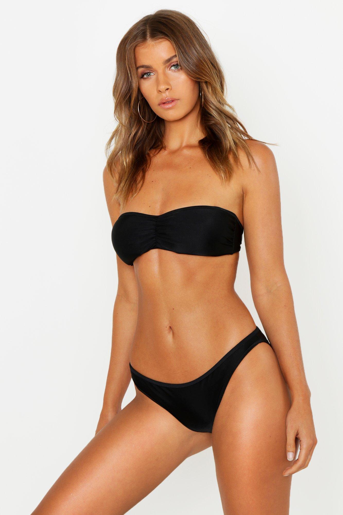 Bandeau Bikini Set