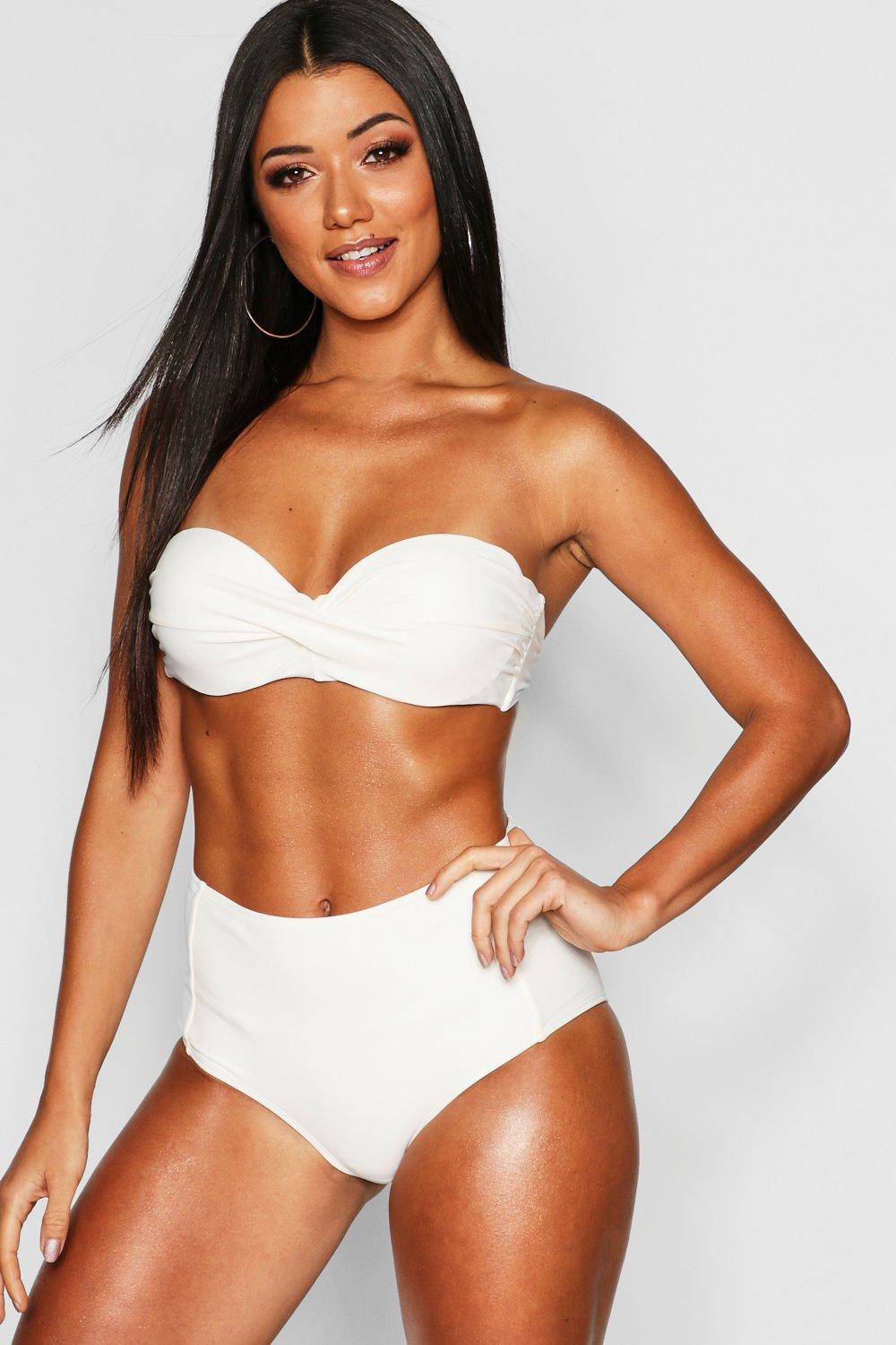 Mix & Match None Padded Underwired Bandeau