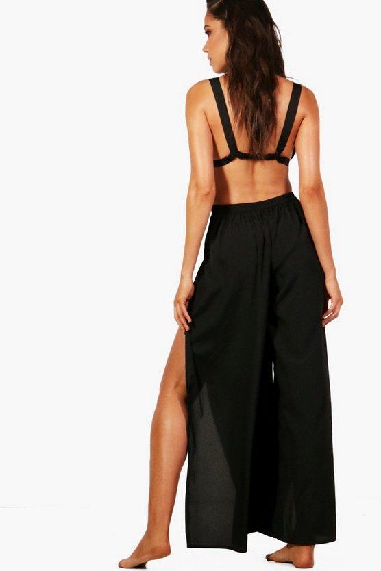Nina Plunge Beach Top & Trouser Co-ord