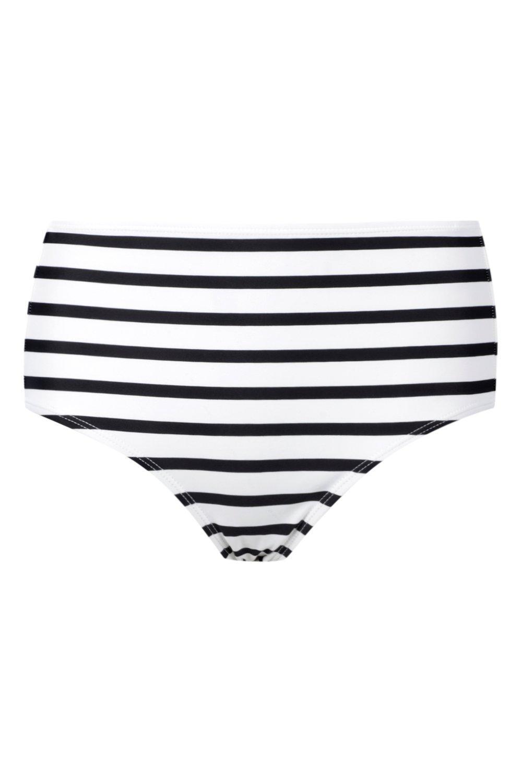 High Mix Waist Brief Nautical black Match amp; Bikini qPtPfB