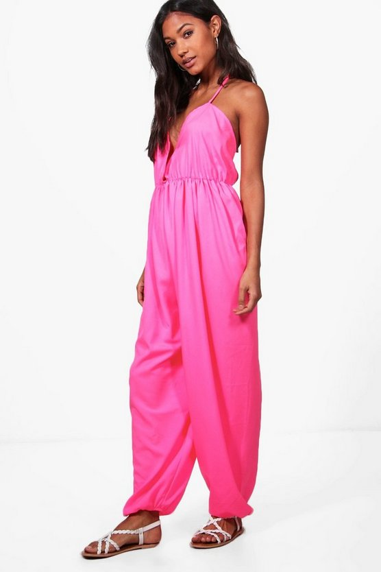 AVA Beach Jumpsuit