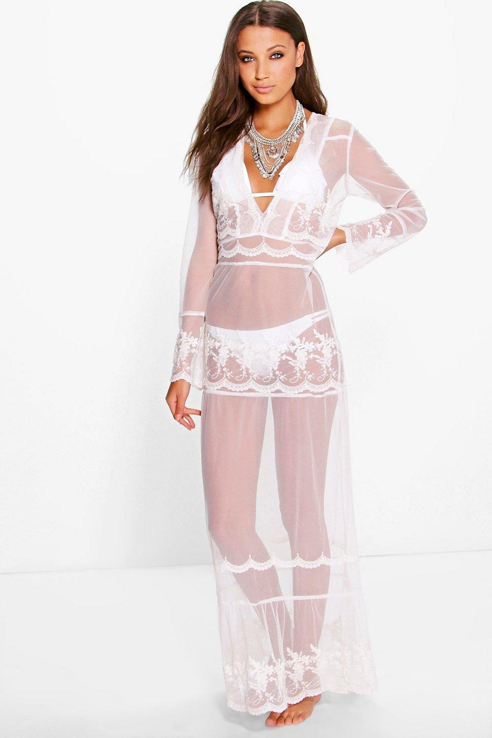 e2c63d6d05c2 Erin Boutique Lace Boho Beach Dress