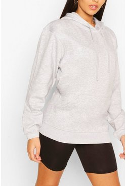 Tall Basic Grey Hoody