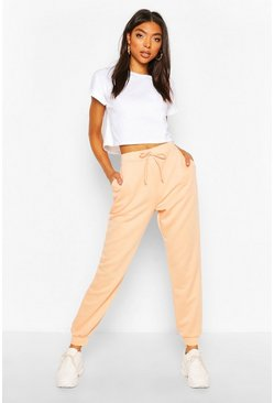 Peach Tall Basic Joggers