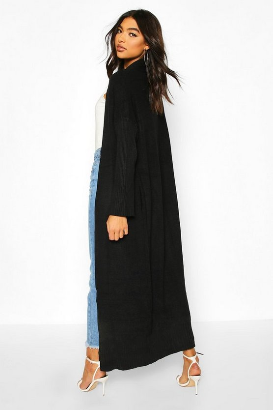 Tall Premium Knit Maxi Cardigan