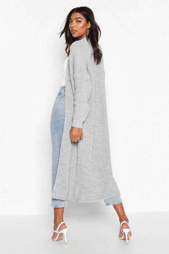 Tall Soft Knit Maxi Cardigan