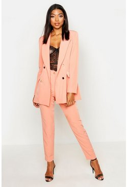 Womens Apricot Tall Tailored Trousers