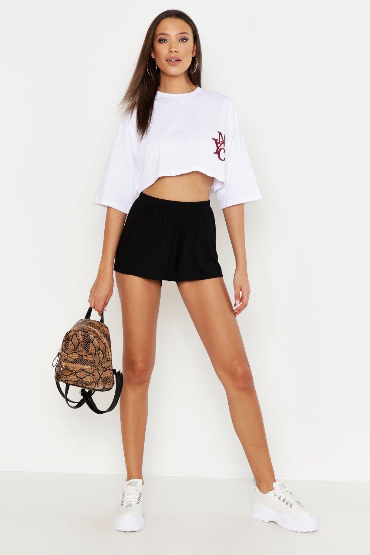 Tall Jersey Flippy Shorts
