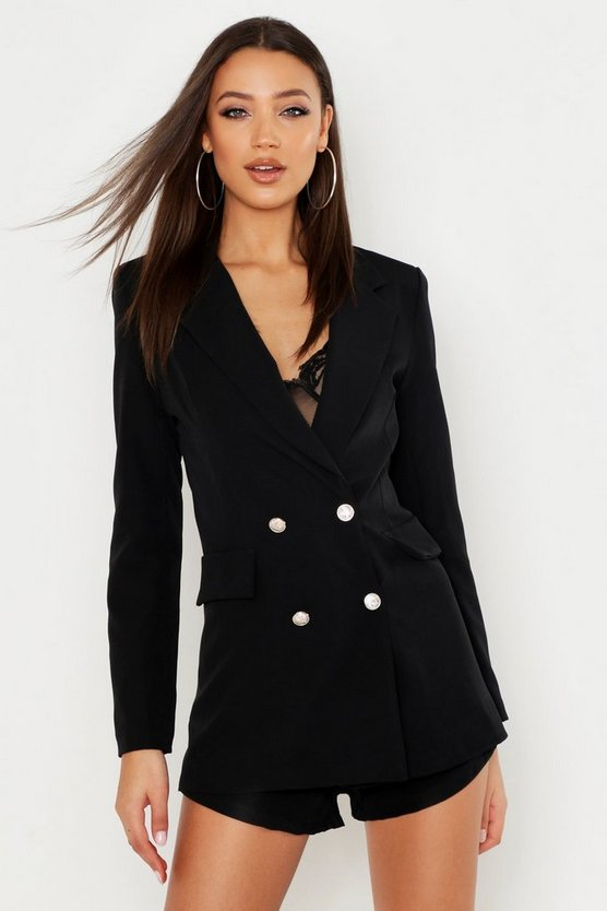 Womens Tall Tailored Blazer
