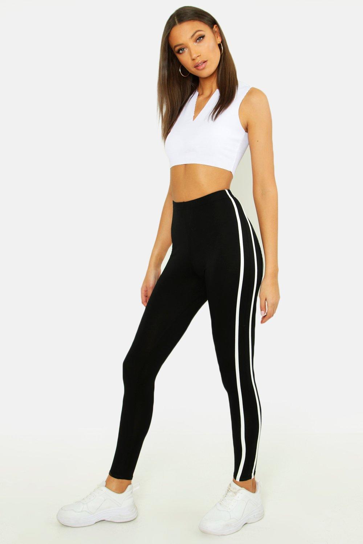 Tall Double Side Stripe Leggings