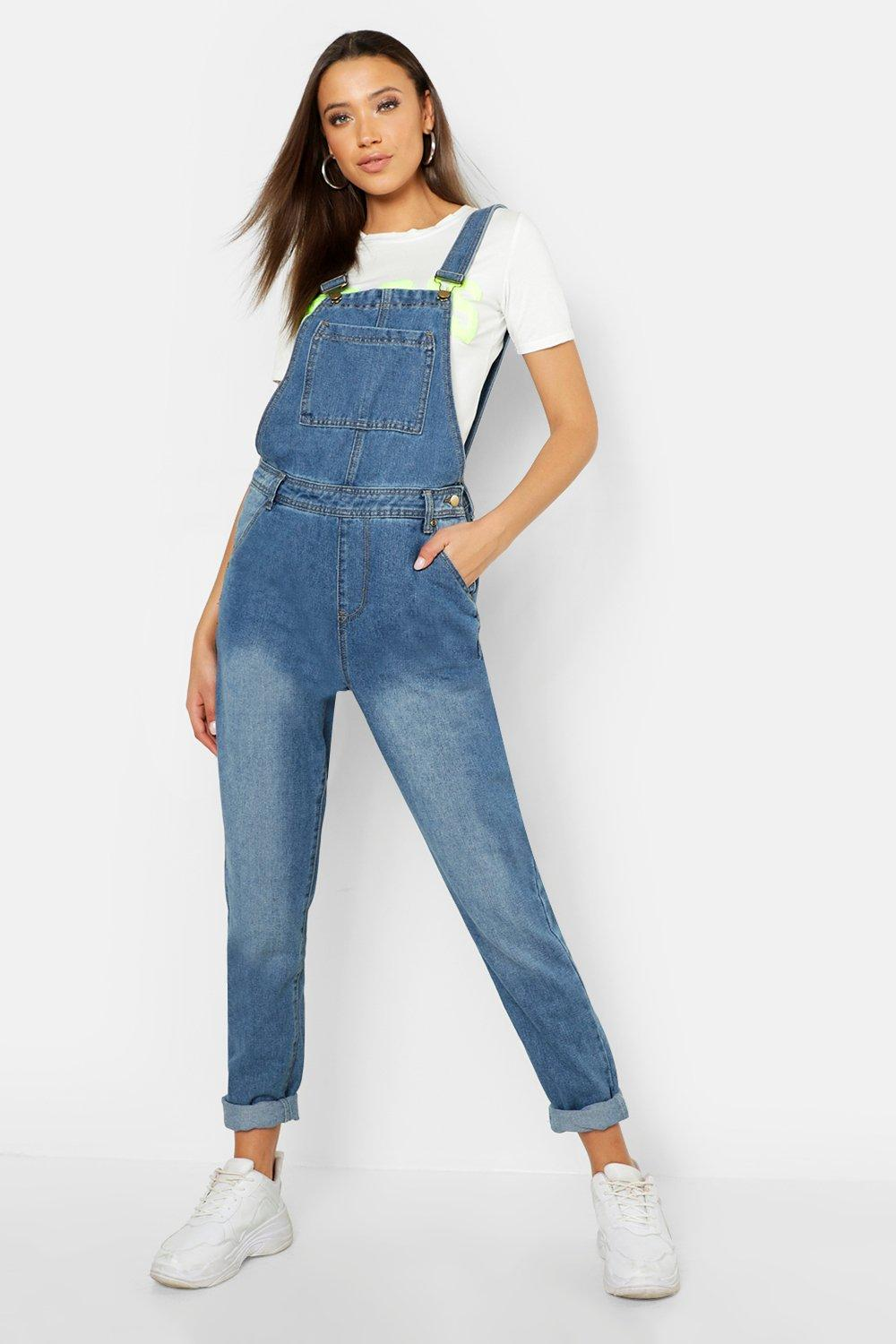 Tall Pocket Front Dungaree