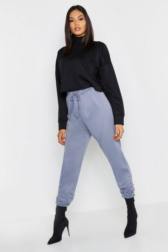 Womens Petrol Tall Basic Joggers
