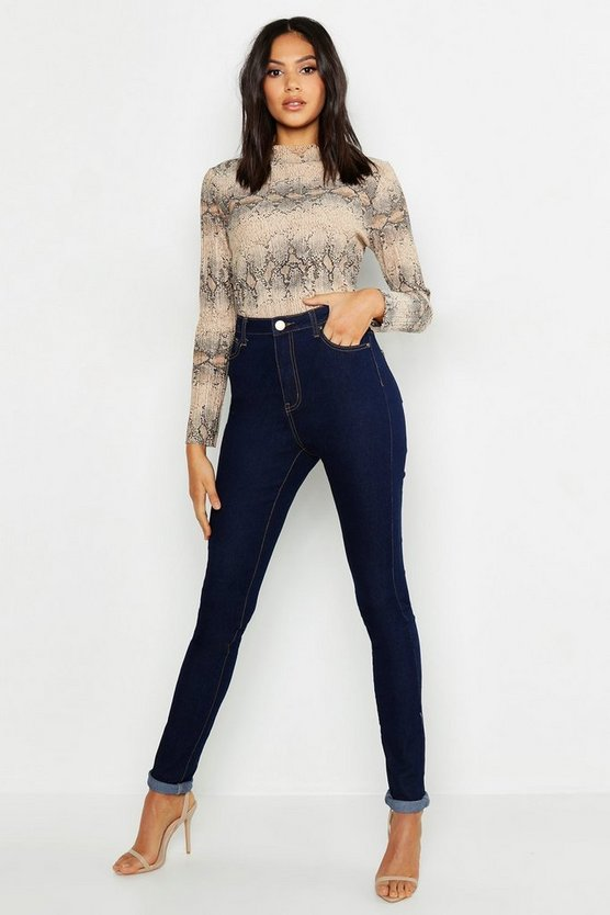 Tall High Waist Skinny Jean