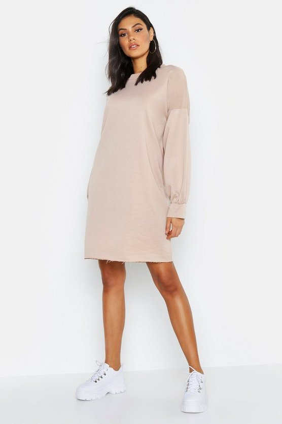 Tall Oversized Sweat Dress